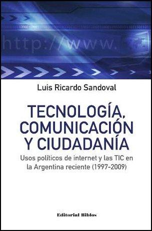 Tecnología, comunicación y ciudadanía (libro)